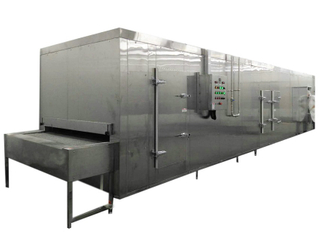 The Factory Directly Supplies 1000kg/h High Quality Tunnel Freezers for cooked shrimp