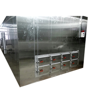 Saving Energy Propulsive Freezer for Meat Or Seafood Processing